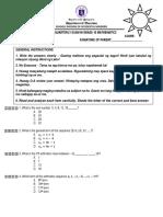 math 10 1st