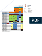 Academic Calendar - April 2018 Intake