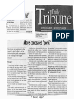 Daily Tribune, Oct. 8, 2019, More concealed pork.pdf