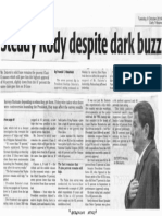 Daily Tribune, Oct. 8, 2019, Steady Rody despite dark buzz.pdf
