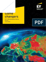 EY Attractiveness Survey Europe June 2018 Game Changers