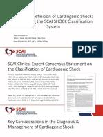 SCAI Shock Classification Deck