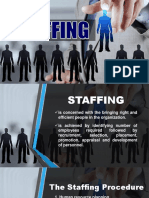 Staffing and Communicating