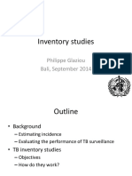 Sep14indonesia Inventory Studies Glaziou