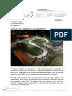 Gilfillan Park Commended at Ilasa Awards 2019 v2 Pcl Final