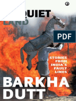 This Unquiet Land_ Stories From India's Fault Lines - Barkha Dutt