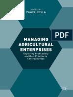 managing agri enterprises