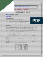 Buisness finance