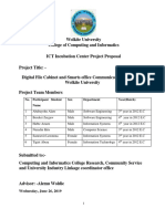 Digital File Cabinet and Smart Office Communication Proposal (2)