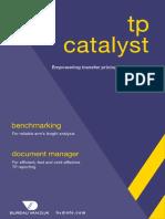 Transfer Pricing Catalyst