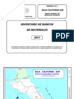 Banco de Materiales BCS.
