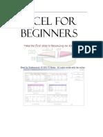 Ebook1-Excel for Beginners