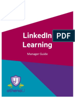 LinkedIn Learning Manager Guide[1]