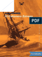 El Canonero Estrago - Luis M Delgado Banon