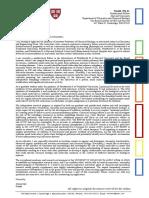Broad CommKit Cover Letter Faculty Eg Cover Letter