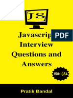 Javascript Interview Questions and Answers.epub