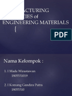MANUFACTURING PROPERTIES of ENGINEERING MATERIALS.pptx