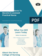 Challenges Faced By Students To Become A Licensed Practical Nurse