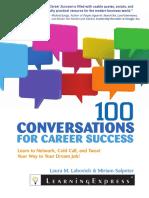 100 Conversations for Career Success.pdf