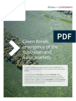 Report - Green Bonds-AUstralain amd Asian market.pdf