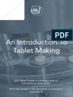 LFA Introduction to Tablet Making - E Book