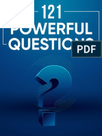 121 Powerful questions
