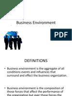 Commerce Business Environment 2