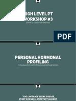 Opleidingen Voor Personal Trainers - Deel 3 OVERLOAD WORLDWIDE