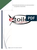 Formation EMSP instrumentation
