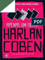 Harlan Coben - Apenas Um Olhar (Oficial)