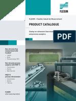 Catálogo producto flexim