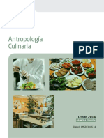 Antropologia Culinaria Final
