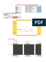 Design of Unsymmetrical I-Section(Approx Method).xlsx