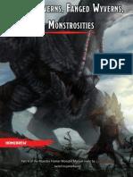 Monster Hunter Homebrew for D&D