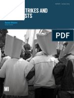 Teacher Strikes and Legacy Costs