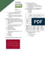 Latihan Soal UN SMP 1