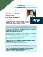Dr Himanshu Gupta Resume