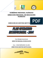 Plan Operativo 2014 (15)