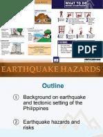 Lesson 7 Earthquake Hazard and Preparedness