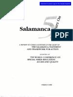 Tinjauan 5 Tahun Salamanca