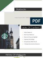 Tugas Starbuck Manajemen Strategi