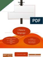 2019 Lecture Mandarin 3