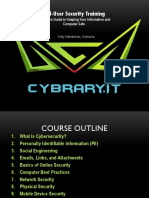 CEUSA Ch 1 Intro to Cyber Security