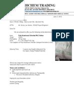 High Chem Trading - PAC.doc
