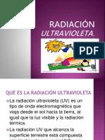 Presentación Radiación Uv