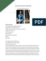 Profil Pemain Timnas Indonesia