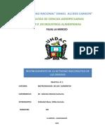 OBTENCION DE JARABES DE GLUCOSA  DE BAJA Y ALTA CONVERCION ENZIMATICA A PARTIR DE ALMIDON