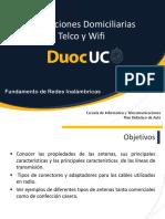 Fundamento de Redes Inalambricas.