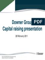 Capital Raising Process