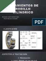Exponer Rodamientos de Rodillo Cilíndrico